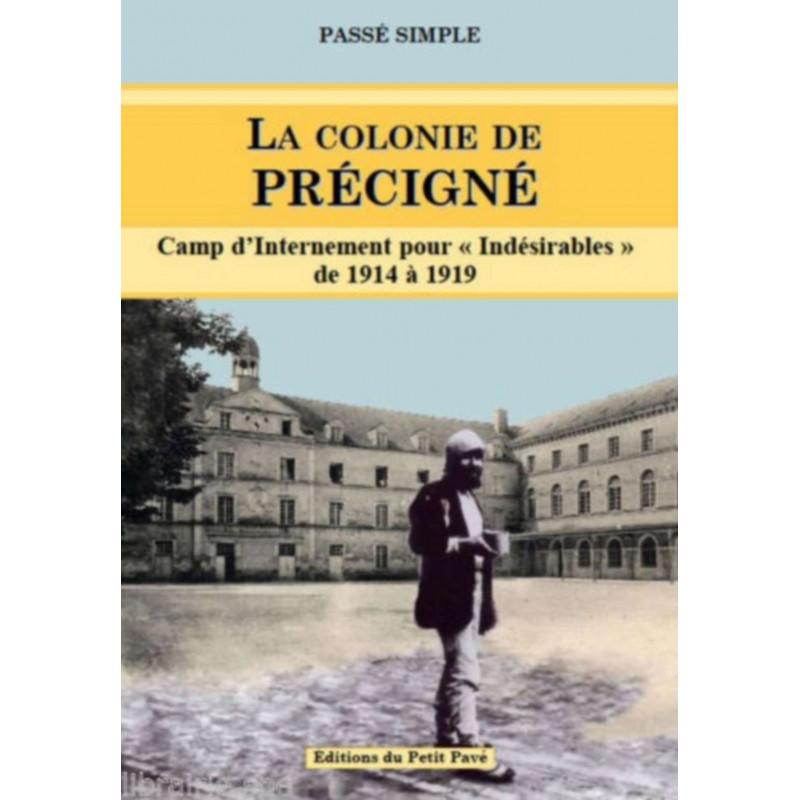 La Colonie De Précigné Librairie Automobile SPE 9782847122251