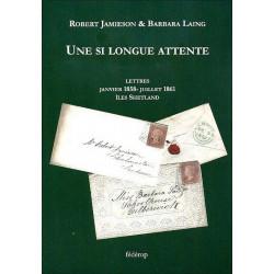 Une si longue attente de Robert JAMIESON, Barbara LAING Librairie Automobile SPE 9782857922148