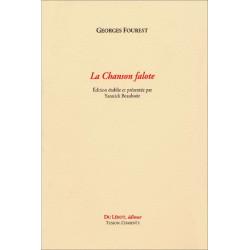 LA CHANSON FALOTE De Georges Fourest Librairie Automobile SPE 9782355481192