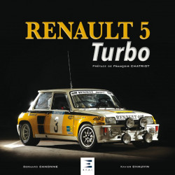 RENAULT 5 TURBO Librairie Automobile SPE 9791028302733