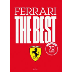 FERRARI THE BEST Librairie Automobile SPE 9782851209276