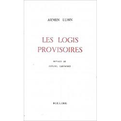 LES LOGIS PROVISOIRES de ARMEN LUBIN Librairie Automobile SPE 9782856681862