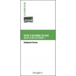 REVUE D'UN MONDE EN VRAC de Stéphanie TESSON Librairie Automobile SPE 9782915459470