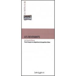 LES REVENANTS de Henrik IBSEN Librairie Automobile SPE 9782915459197