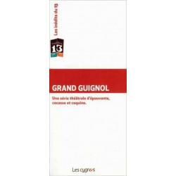 GRAND GUIGNOL de Maurice Renard, Jean Aragny Librairie Automobile SPE 9782915459975