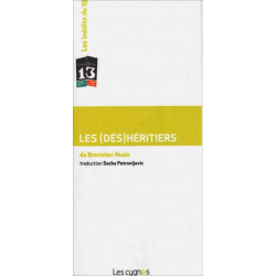 LES (DES)HERITIERS de Branislav NUSIC Librairie Automobile SPE 9782369440086