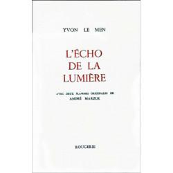 L'ÉCHO DE LA LUMIÈRE de YVON LE MEN Librairie Automobile SPE 9782856680179