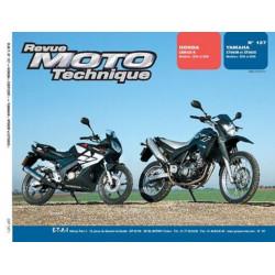 REVUE MOTO TECHNIQUE YAMAHA XT 600 de 2004 et 2005 - RMT 137 Librairie Automobile SPE 9782726892381