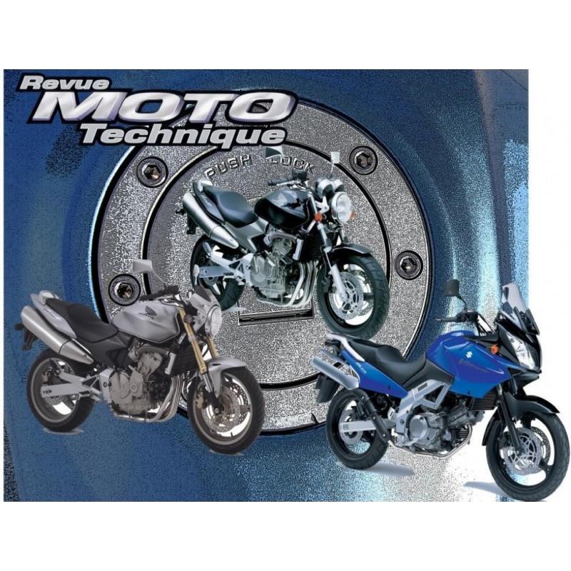 REVUE MOTO TECHNIQUE SUZUKI DL 650 de 2004 à 2005 -RMT 138 Librairie Automobile SPE 9782726892398