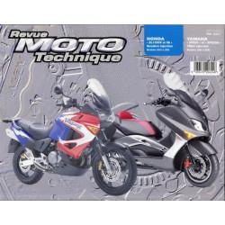 REVUE MOTO TECHNIQUE YAMAHA TMAX 500 de 2004 à 2006 - RMT 140 Librairie Automobile SPE 9782726892411