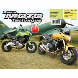 REVUE MOTO TECHNIQUE HONDA CBF 600 de 2007 et 2008 - RMT 150 Librairie Automobile SPE 9782726892510