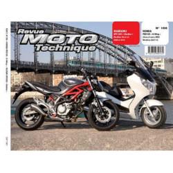 REVUE MOTO TECHNIQUE HONDA FES 125 de 2007 à 2010 - RMT 156 Librairie Automobile SPE 9782726892572