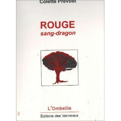 ROUGE sang-dragon Librairie Automobile SPE Rouge sang