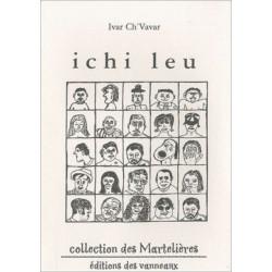 ICHI LEU (ICI LÀ) - POÈME EN PICARD / IVAR CH'VAVAR / ÉDITIONS DES VANNEAUX Librairie Automobile SPE 9782916071534