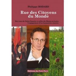 RUE DES CITOYENS DU MONDE Des Rues De Saint-Nazaire A Celles Du Maine-Et-Loire Librairie Automobile SPE 9782847124446