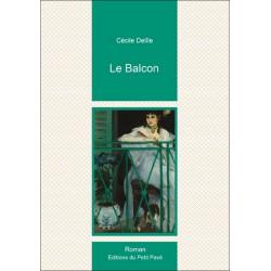 LE BALCON de Cécile Delîle Librairie Automobile SPE 9782847124668
