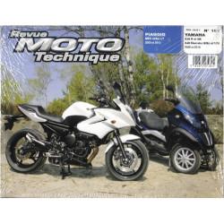 REVUE MOTO TECHNIQUE PIAGGIO MP3 400 de 2009 et 2010 - RMT 157 Librairie Automobile SPE 9782726892589