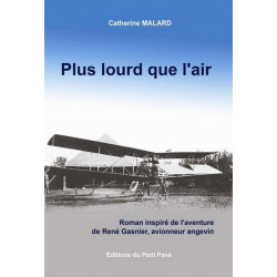 PLUS LOURD QUE L'AIR de Catherine Mallard Librairie Automobile SPE 9782847123807