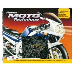 REVUE MOTO TECHNIQUE YAMAHA FZR 1000 de 1987 à 1993 - RMT HS05 Librairie Automobile SPE 9782726895047