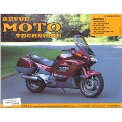 REVUE MOTO TECHNIQUE HONDA 1100 ST de 1990 à 2001 - RMT HS09 Librairie Automobile SPE 9782726895078