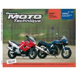 REVUE MOTO TECHNIQUE YAMAHA YZF 600 de 1996 et 1997 - RMT 105 Librairie Automobile SPE 9782726891346