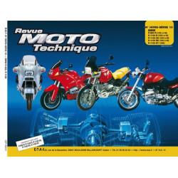 REVUE MOTO TECHNIQUE BMW R850 et R1000 de 1994 à 1996- RMT HS10