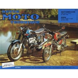 REVUE MOTO TECHNIQUE MOTOBECANE 125 de 1969 à 1976 - RMT 6 Librairie Automobile SPE 9782726890035