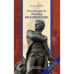 DANS LES PAS DE NICOLAS BEAUREPAIRE de Gérard Lesage Librairie Automobile SPE 9782847124750