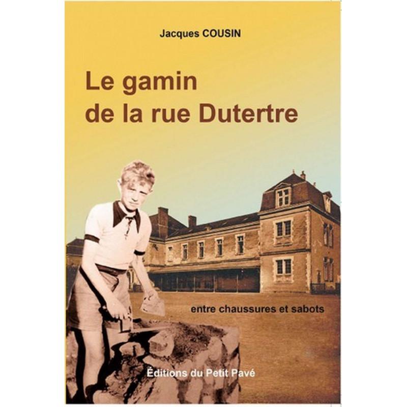 LE GAMIN DE LA RUE DUTERTRE de Jacques Cousin Librairie Automobile SPE 9782847123821