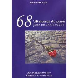 68 HISTOIRES DE PAVÉ POUR UN ANNIVERSAIRE Librairie Automobile SPE 9782847124552