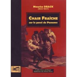 CHAIR FRAÎCHE sur le pavé de Paname de Auguste Poitevin Librairie Automobile SPE 9782847122558