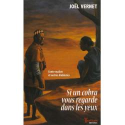 Si un cobra vous regarde dans les yeux de Joël Vernet Ed. Tertium Librairie Automobile SPE 9782916132570