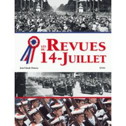 LES REVUES DU 14 JUILLET Librairie Automobile SPE 9782726889145