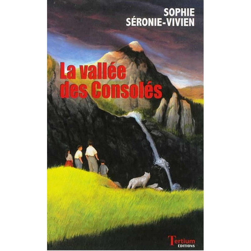 La vallée des Consolés de Sophie Séronie-Vivien Ed. Tertium Librairie Automobile SPE 9782368481028