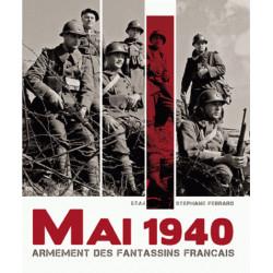 MAI 1970 - ARMEMENT DES FANTASSINS FRANÇAIS Librairie Automobile SPE 9782726889794