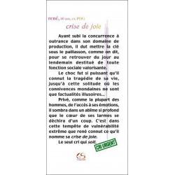 Crise de joie de René Ed. Le Grand Souffle Librairie Automobile SPE 9782916492186