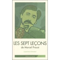 LES 7 LEÇONS DE MARCEL PROUST de Laurence Grenier Ed. De la Spirale Librairie Automobile SPE 9791090757073