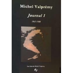 MICHEL VALPREMY, JOURNAL 1 1965-1980 Librairie Automobile SPE 9782954964409
