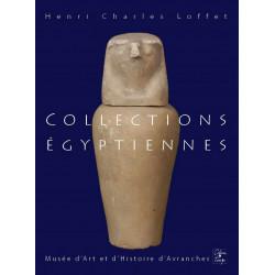 COLLECTIONS ÉGYPTIENNES, MUSÉE D'ART D'AVRANCHES Librairie Automobile SPE 9782355070839