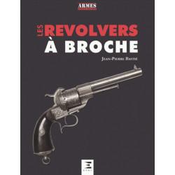 LES REVOLVERS A BROCHE Librairie Automobile SPE 9791028301149
