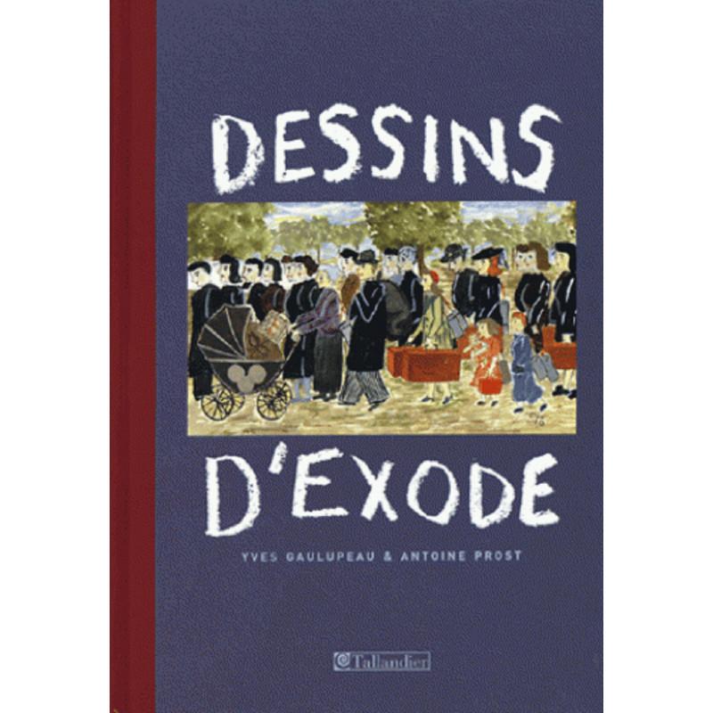 DESSINS D'EXODE