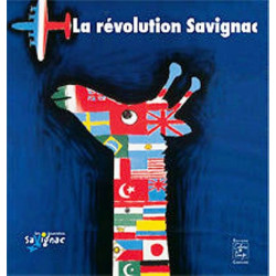 LA RÉVOLUTION SAVIGNAC de Hélène Decaen Le Boulanger Librairie Automobile SPE 9782355070051