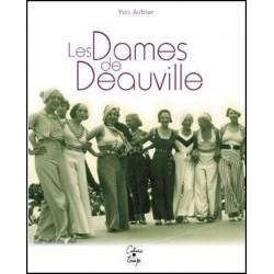 LES DAMES DE DEAUVILLE de Yves Aublet Librairie Automobile SPE 9782355070389