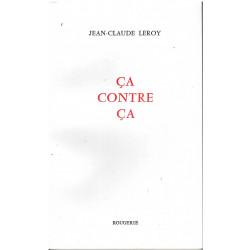 CA CONTRE CA de Leroy Jean-Claude Librairie Automobile SPE 9782856683996