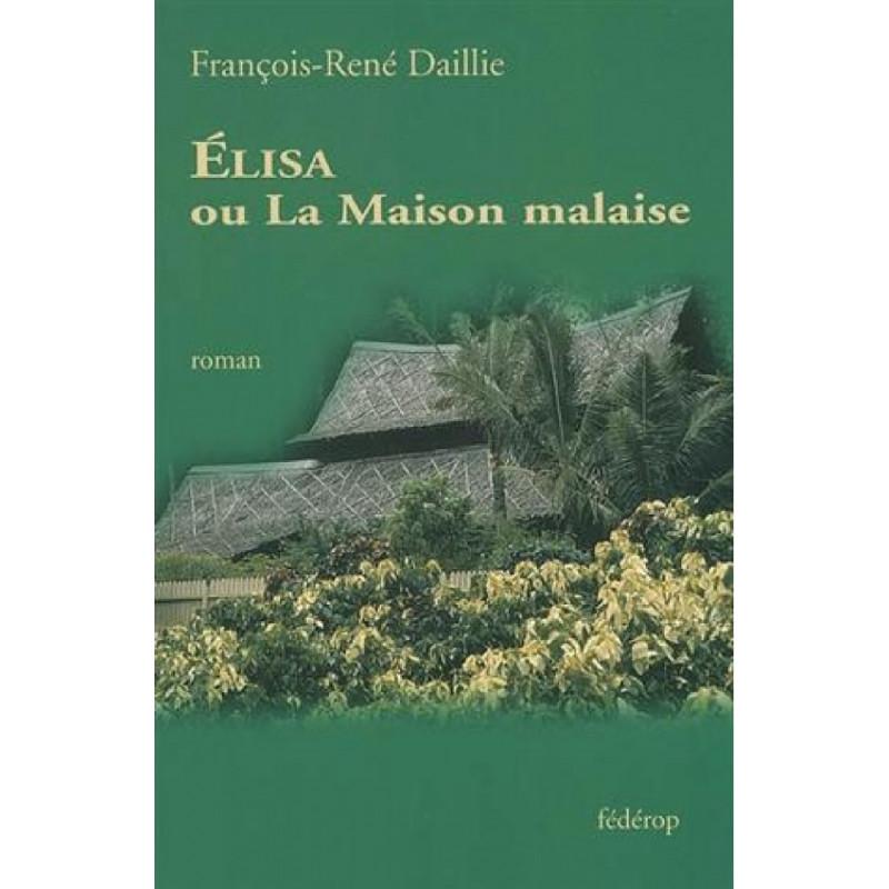 Elisa ou La maison malaise Librairie Automobile SPE 9782857921639