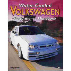 WATER-COOLED VOLKSWAGEN PERFORMANCE HANDBOOK Librairie Automobile SPE 9780760304914