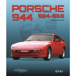 PORSCHE 944 (924-968) Librairie Automobile SPE 26269