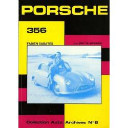 PORSCHE 356 - VU PAR LA PRESSE 1948/1965 Librairie Automobile SPE Auto Arc6