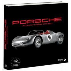 PORSCHE HISTOIRE ET MODÈLES MYTHIQUES + CD Librairie Automobile SPE 9782263145933