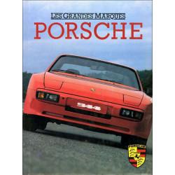 LES GRANDES MARQUES PORSCHE Librairie Automobile SPE 9782700051728